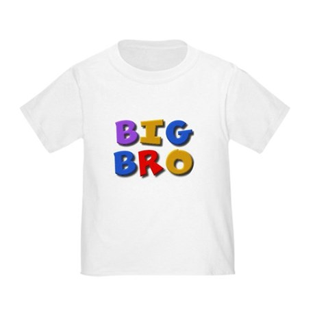 'BIG BRO' for the big brother Infant T-Shirt