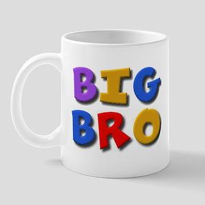 'BIG BRO' for the big brother Mug