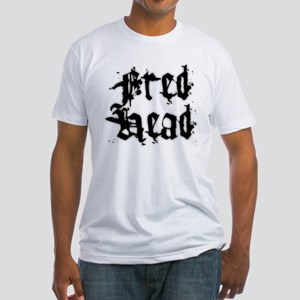 Fred Head Fitted T-Shirt