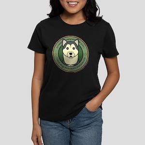 Love My Malamute Women's Dark T-Shirt