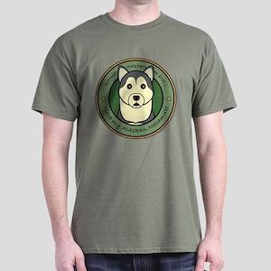 Love My Malamute Dark T-Shirt