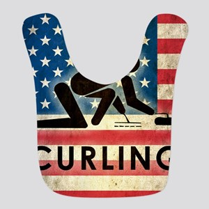 Grunge USA Curling Bib
