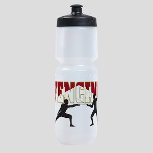 Fencing Sports Bottle