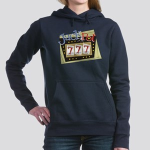Jackpot 777 Women's Hooded Sweatshirt