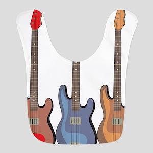 Guitars Bib