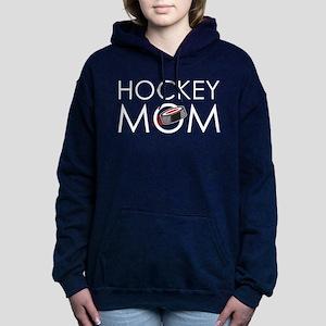 Hockey Mom Women's Hooded Sweatshirt