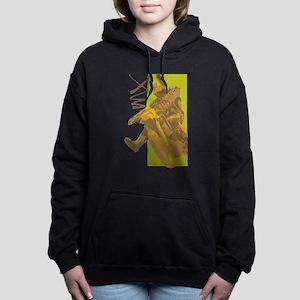 Motorcross Women's Hooded Sweatshirt