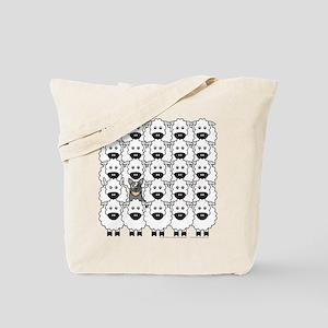 ACD and Sheep Tote Bag
