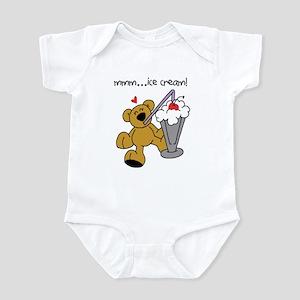 Mmm Ice Cream Infant Bodysuit