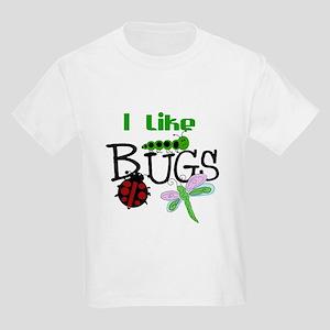 I Like Bugs Kids T-Shirt