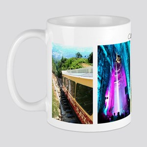Rock City, Ruby Falls, Inclin Mug