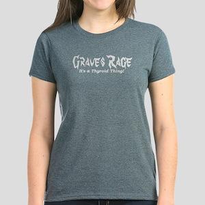 Graves Rage Women's T-Shirt (dark)