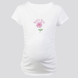 God's Girl Maternity T-Shirt