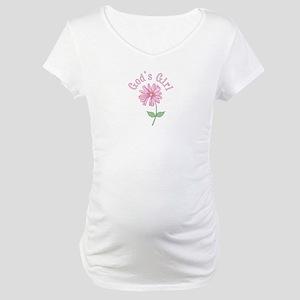 God's Girl Maternity T-Shirt