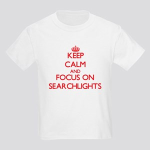 Keep Calm and focus on Searchlights T-Shirt