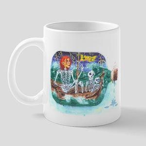 winslet boat Mugs
