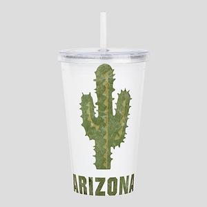 Vintage Arizona Acrylic Double-wall Tumbler