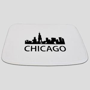 Chicago Skyline Bathmat