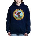 Illinois Seal Women's Hooded Sweatshirt