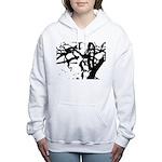 Group acrobatics Women's Hooded Sweatshirt