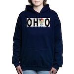 Cute Ohio Women's Hooded Sweatshirt
