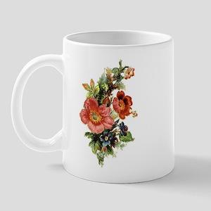 Victorian Floral 2 Mug