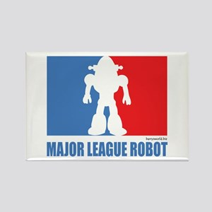 ML Robot Rectangle Magnet (10 pack)