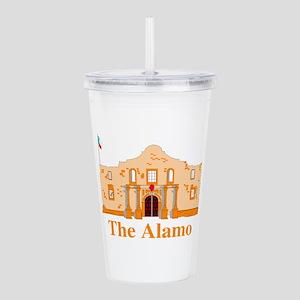 Alamo Acrylic Double-wall Tumbler