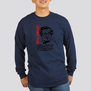 Chomsky Long Sleeve T-Shirt