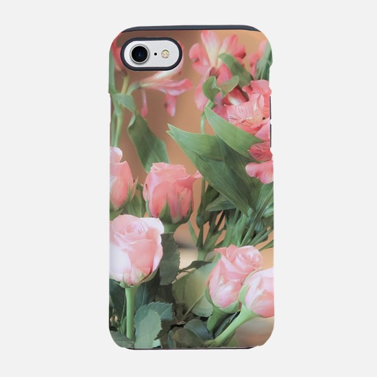 Rose Bouquet 2 iPhone 7 Tough Case