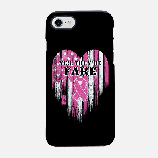 They're Fake iPhone 7 Tough Case