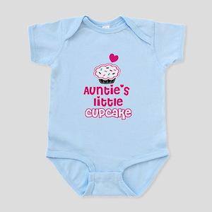 Auntie's Little Cupcake Infant Bodysuit