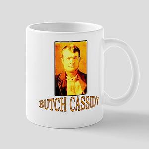Vintage Butch Cassidy Mug