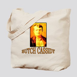 Vintage Butch Cassidy Tote Bag