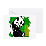 Mommy & Baby Panda Note Cards (6)