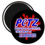 PETZ -Zombie Activism Magnet