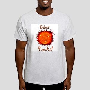 Solar Rocks 3 Light T-Shirt