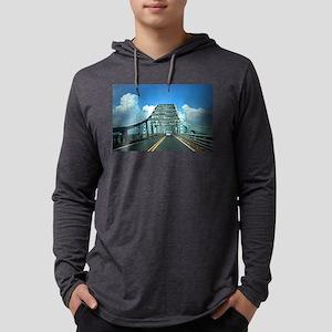 Robert Moses Bridge Long Sleeve T-Shirt