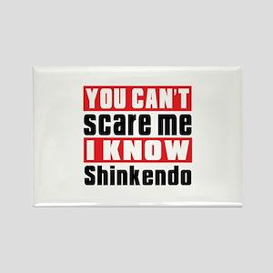 I Know Shinkendo Rectangle Magnet