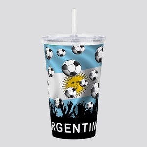 World Cup Argentina Acrylic Double-wall Tumbler