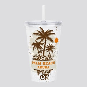 Palm Beach Aruba Acrylic Double-wall Tumbler
