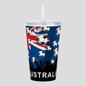 Australia World Cup Acrylic Double-wall Tumbler