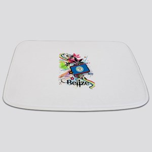 Flower Belize Bathmat
