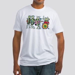 Bug Band Fitted T-Shirt