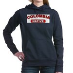 Colombia Native Women's Hooded Sweatshirt
