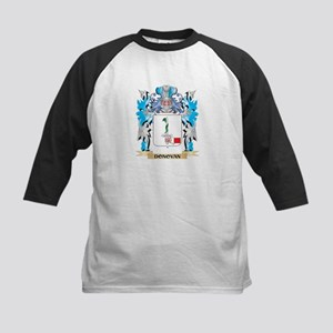 Donovan Coat of Arms - Family Crest Baseball Jerse