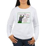 I love deadlines! Women's Long Sleeve T-Shirt