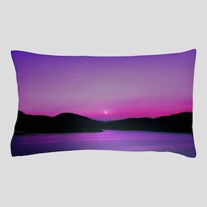 Moonrise Sunset Pillow Case