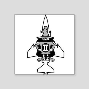 Phantom II & it's Gears Rectangle Sticker