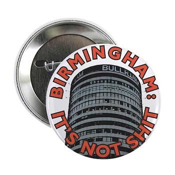 Not Shit badge